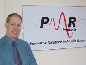 Steve Clarke, Managing Director of PMR Products